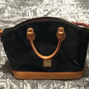 Used Dooney and Bourne Patent Leather Purse